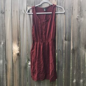 EUC tank dress w/ pockets!!
